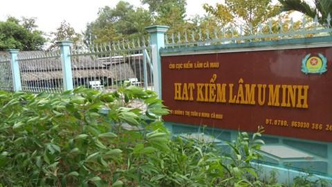 Rừng U Minh Hạ có rắn chúa khổng lồ ?