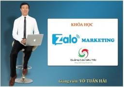 Khóa Học Zalo Marketing – Hỗ Trợ Bán Hàng Hiệu Quả Trên Zalo