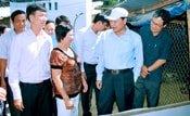 Phó Thủ Tướng VŨ VĂN NINH đến thăm TRẠI KIỀU HOA
