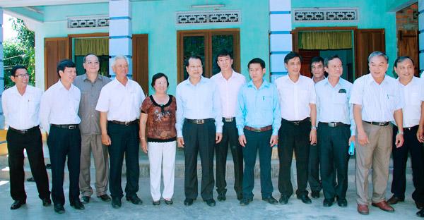 Phó Thủ Tướng VŨ VĂN NINH đến thăm TRANG TRẠI KIỀU HOA