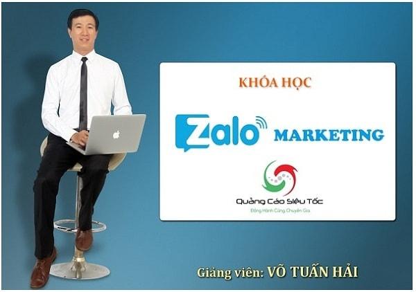 Khóa Học Zalo Marketing